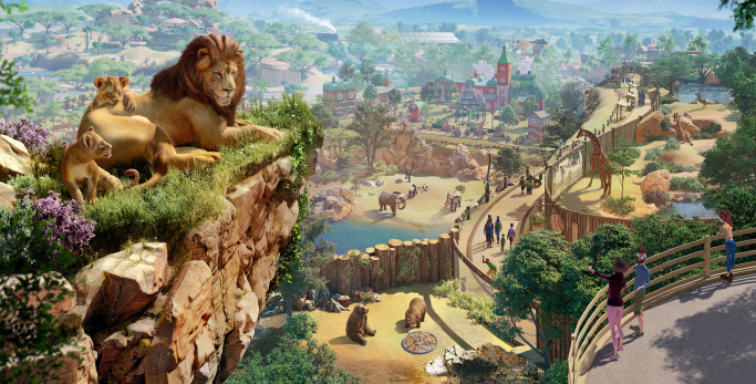 Planet Zoo - Test