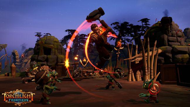 Torchlight Frontiers - Screenshots - Bild 1
