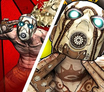 Borderlands: GOTY & The Handsome Collection - Special