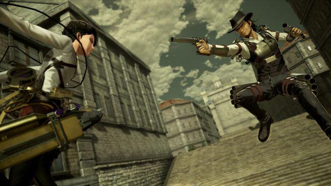 A.O.T. 2: Final Battle - Screenshots - Bild 9