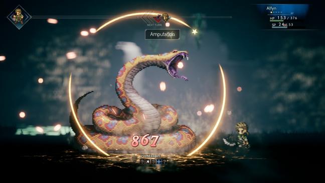 Octopath Traveler - Screenshots - Bild 1
