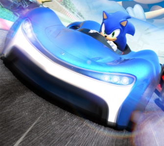 Team Sonic Racing - Test