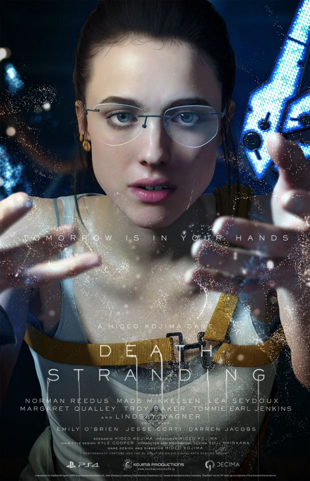 Death Stranding - Artworks - Bild 3