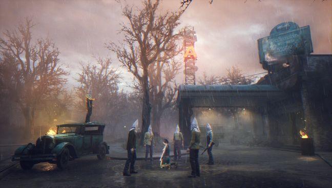 The Sinking City - Screenshots - Bild 6