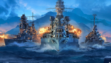 World of Warships: Legends - Test