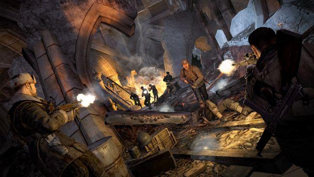 Sniper Elite V2 Remastered - Screenshots - Bild 8