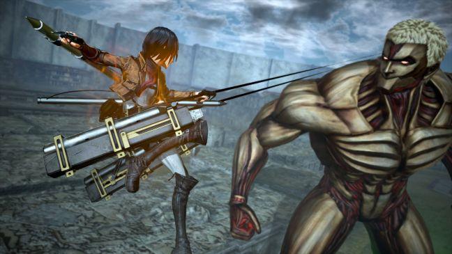 A.O.T. 2: Final Battle - Screenshots - Bild 10