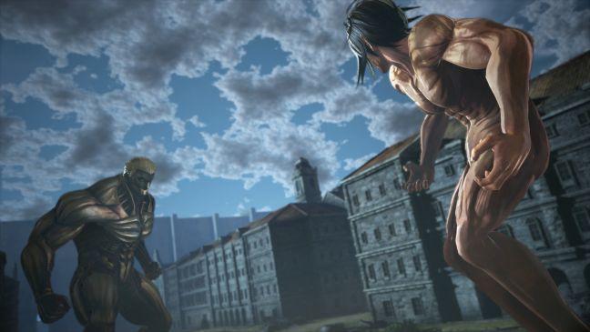 A.O.T. 2: Final Battle - Screenshots - Bild 6