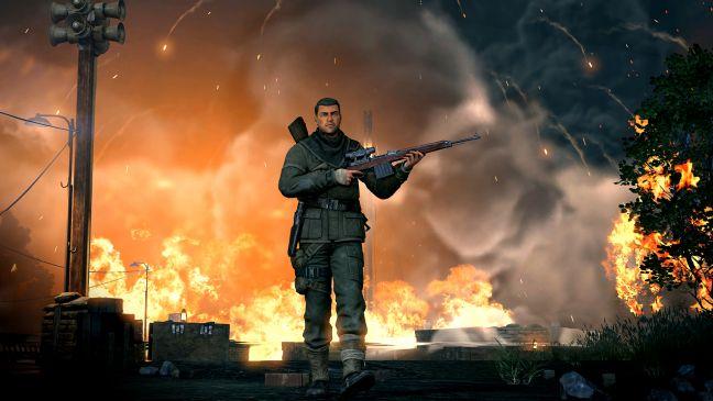 Sniper Elite V2 Remastered - Screenshots - Bild 1