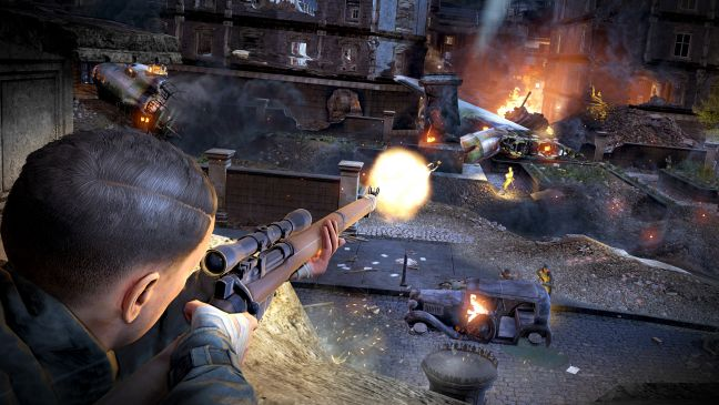 Sniper Elite V2 Remastered - Screenshots - Bild 11