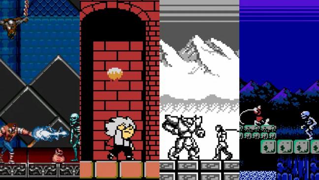Castlevania Anniversary Collection - Screenshots - Bild 1