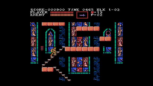 Castlevania Anniversary Collection - Screenshots - Bild 6