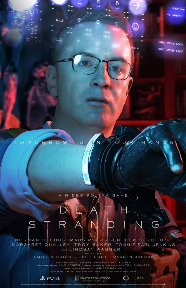 Death Stranding - Artworks - Bild 1