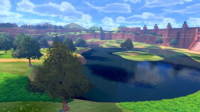 Pokémon Schwert / Schild - Screenshots - Bild 1