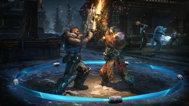 Gears 5 - Screenshots - Bild 4