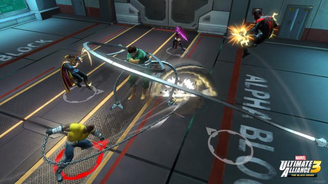 Marvel: Ultimate Alliance 3 - Screenshots - Bild 19