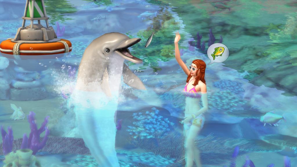 Sims inselleben