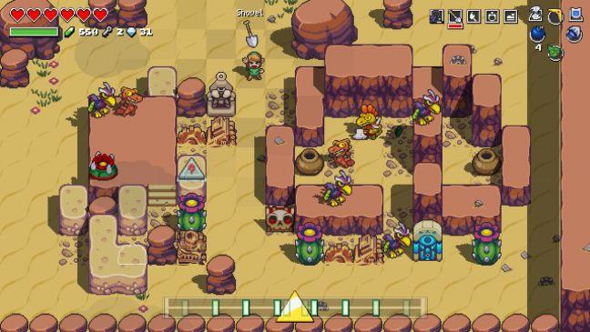 Cadence of Hyrule - Screenshots - Bild 9