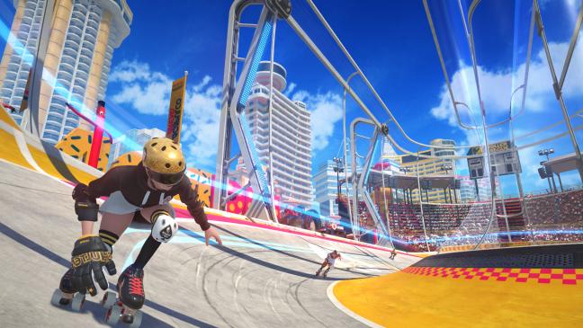Roller Champions - Screenshots - Bild 4