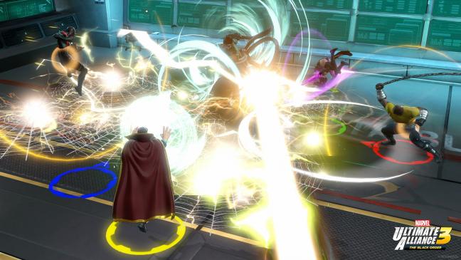 Marvel: Ultimate Alliance 3 - Screenshots - Bild 14