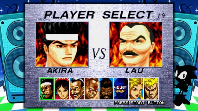 SEGA Mega Drive Mini - Screenshots - Bild 2