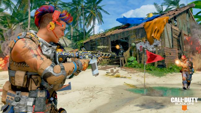 Call of Duty: Black Ops IIII - Screenshots - Bild 1