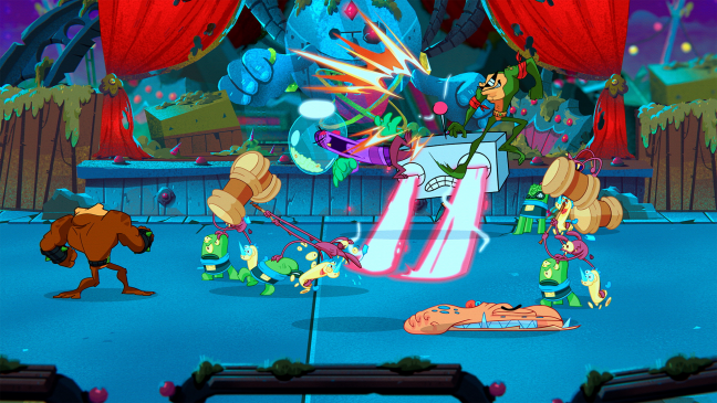 Battletoads - Screenshots - Bild 7
