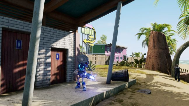 Destroy All Humans! - Screenshots - Bild 11