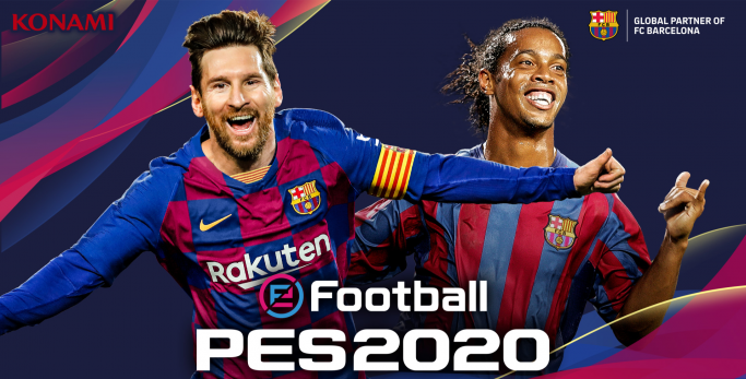 eFootball PES 2020 - Preview