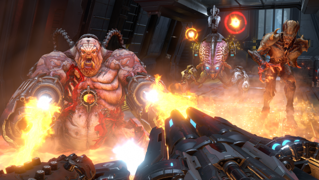 DOOM Eternal - Screenshots - Bild 1