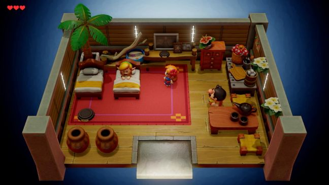 The Legend of Zelda: Link's Awakening - Screenshots - Bild 1