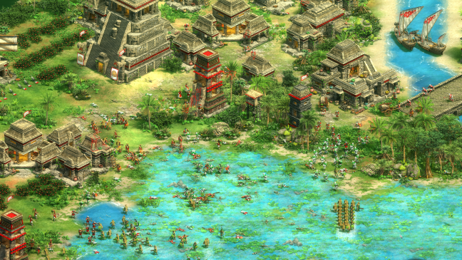 Age of Empires II: Definitive Edition - Screenshots - Bild 1