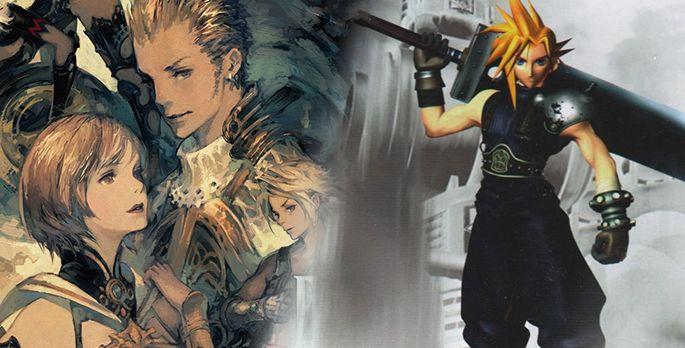 Final Fantasy VII & Final Fantasy XII - Special