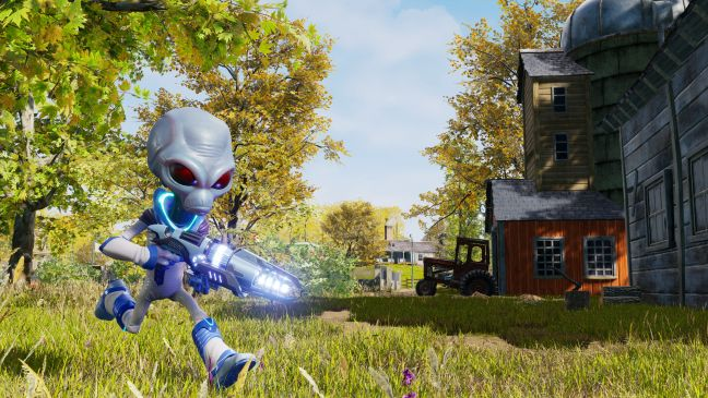 Destroy All Humans! - Screenshots - Bild 1