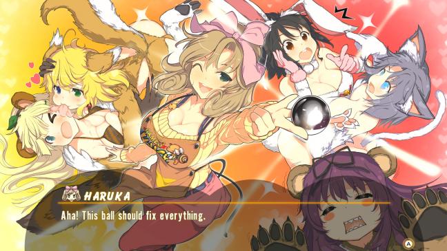 Senran Kagura: Peach Ball - Screenshots - Bild 6