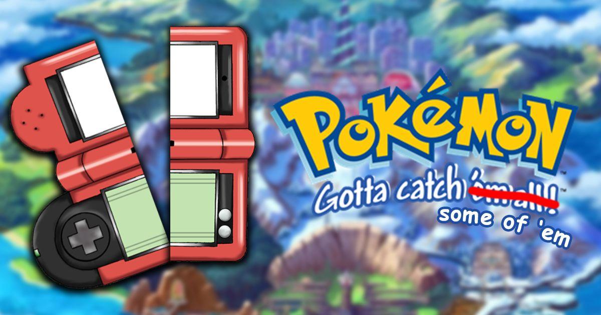 Pokemon Schwert Schild Kahlschlag Im Pokedex Ein Shitstorm Tobt