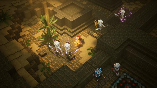 Minecraft: Dungeons - Screenshots - Bild 3