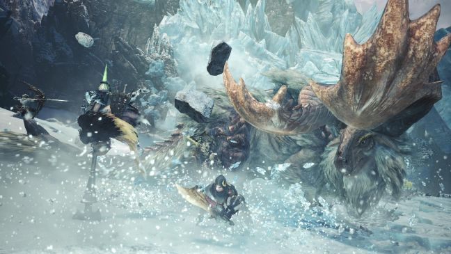 Monster Hunter World: Iceborne - Screenshots - Bild 15