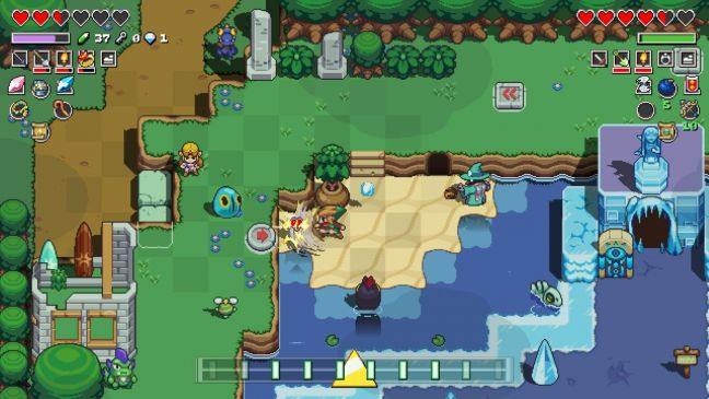 Cadence of Hyrule - Screenshots - Bild 6