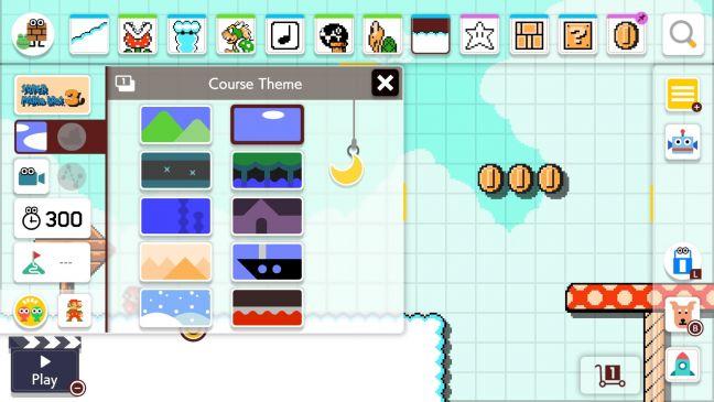 Super Mario Maker 2 - Screenshots - Bild 1