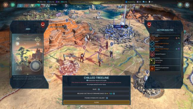 Age of Wonders: Planetfall - Screenshots - Bild 12