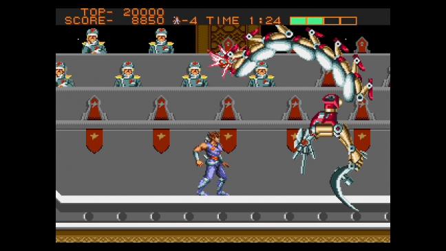 SEGA Mega Drive Mini - Screenshots - Bild 29