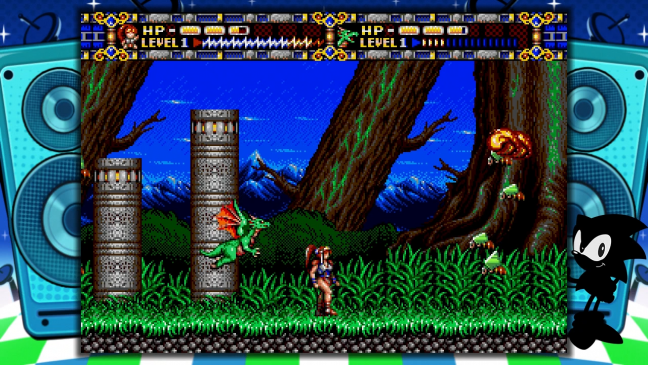 SEGA Mega Drive Mini - Screenshots - Bild 23