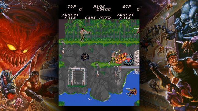Contra Anniversary Collection - Screenshots - Bild 1