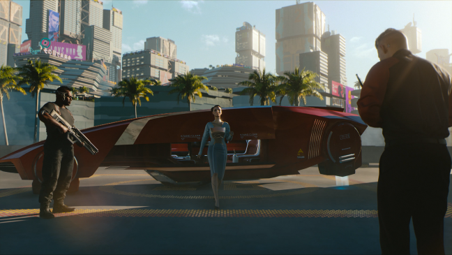 Cyberpunk 2077 - Screenshots - Bild 3