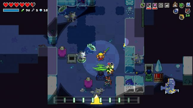 Cadence of Hyrule - Screenshots - Bild 1