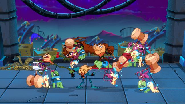 Battletoads - Screenshots - Bild 3