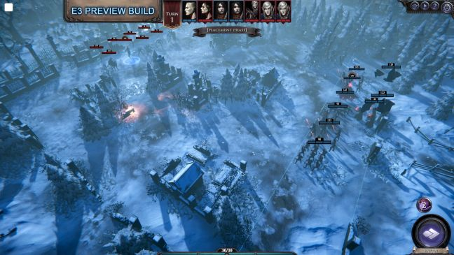 Immortal Realms: Vampire Wars - Screenshots - Bild 1