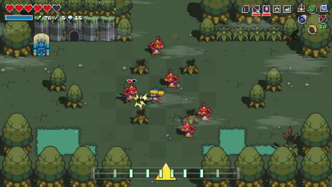 Cadence of Hyrule - Screenshots - Bild 10
