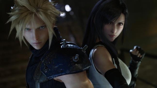 Final Fantasy VII Remake - Screenshots - Bild 1